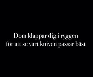 svenska citat, swedish, and svenska texter image