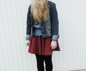 blonde, boots, and creepers image