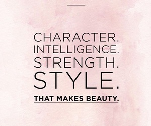 quotes, style, and beauty image
