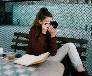 photography and girl image