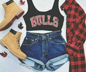 outfits and bulls image