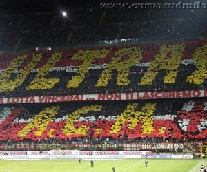 milan, ac, and ultras image
