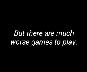 end, games, and play image