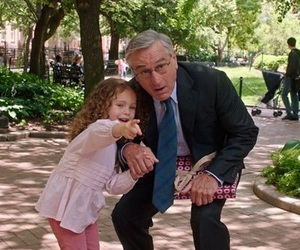 paige, robert de niro, and the intern image