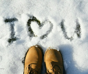 girl, quality, and snow image