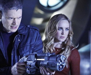 legends of tomorrow, captain cold, and leonard snart image