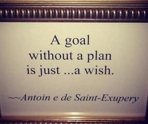 goal and life image