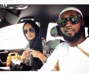 couple, hlel, and islam image