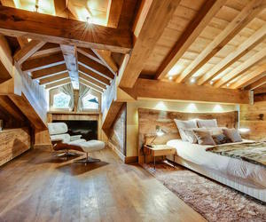 Alps, bedroom, and design image