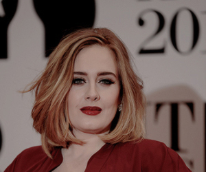 Adele, brits, and brit awards image