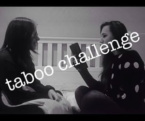 challenge, taboo, and video image