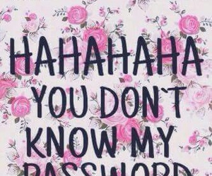 evil, password, and funny image