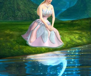 barbie and swan lake image