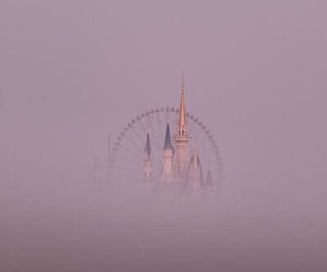 castle, cinderella, and disney image