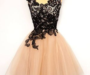 party dress, prom dress, and formal dress image