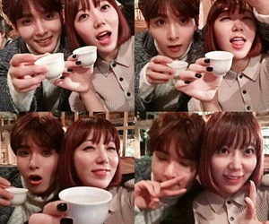 cup, update, and jiyoung image