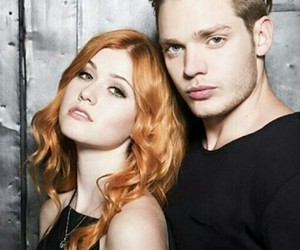 shadowhunters, clary, and clace image