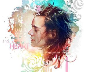 Harry Styles, one direction, and larry image