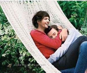 larry stylinson, louis tomlinson, and larry image