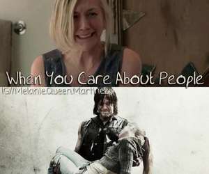the walking dead, instagram, and daryl dixon image