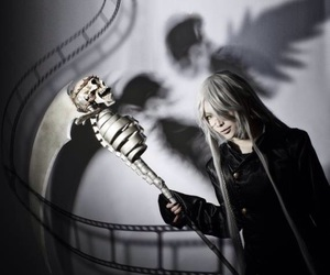 black butler, cosplay, and undertaker image