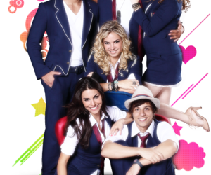 rebeldes and cute image