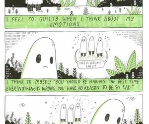 sad and sad ghost club image