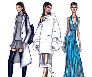 zendaya, hayden williams, and art image