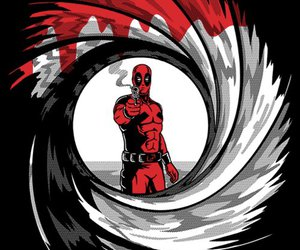 007, deadpool, and disney image