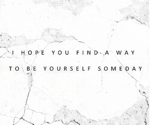 quote, someday, and white image