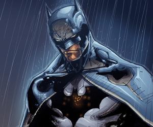batman, bruce wayne, and DC image
