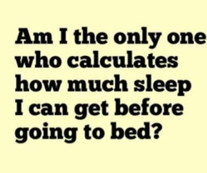 sleep, bed, and quotes image