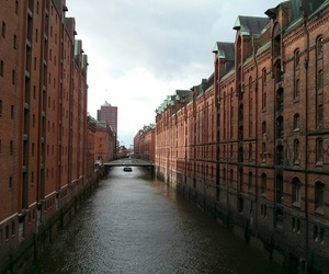 beauty, city, and Elbe image