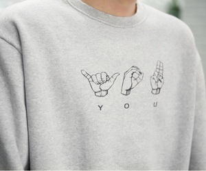 you, sweater, and tumblr image