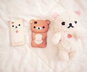 rilakkuma, cute, and iphone image