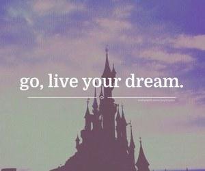 Dream, castle, and disneyprincess image
