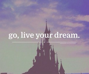 Dream, castle, and disneyprincess image