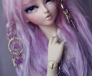 bjd, doll, and ametyst image