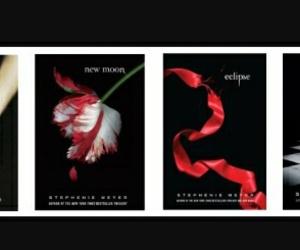 books, twilight saga, and ♥ image