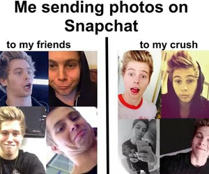 funny and 5sos image