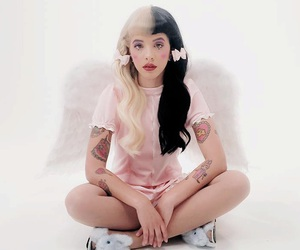 melanie martinez, angel, and sippy cup image