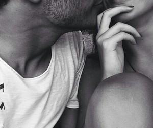 b&w, boyfriend, and love image