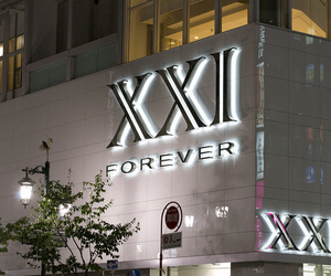 forever 21, ネオン, and neon image