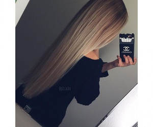hair, beauty, and fashion image
