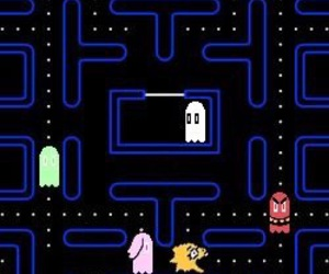 pacman, undertale, and napstablook image