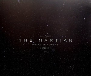 the martian and matt damon image