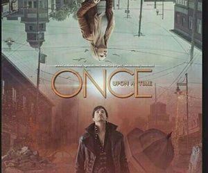 ️ouat, once upon a time, and captain swan image