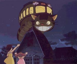 totoro, anime, and My Neighbor Totoro image
