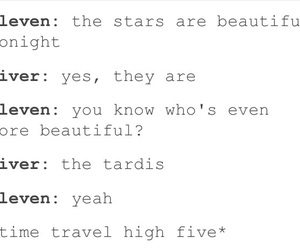 doctor who, time traveller, and tumblr post image