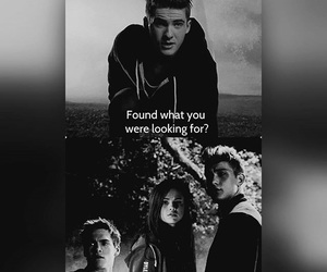 selena gomez, teen wolf, and cody christian image